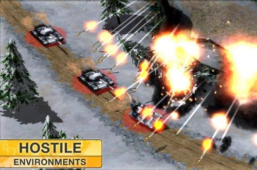 Скриншот для Modern Command - 3
