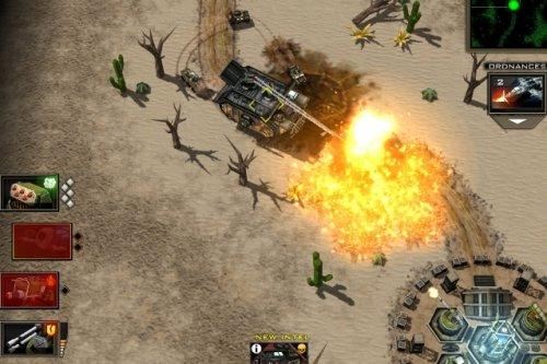 Скриншот для Modern Command - 2