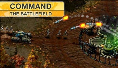 Скриншот для Modern Command - 1