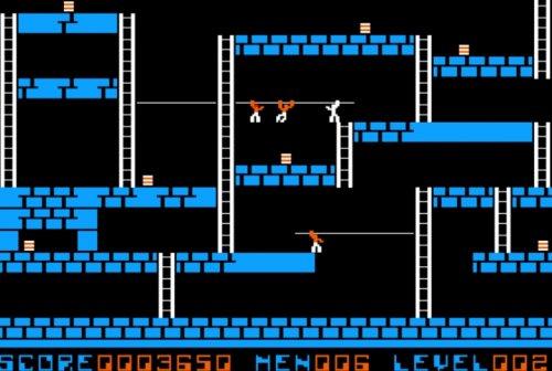 Скриншот для Lode Runner Classic - 3