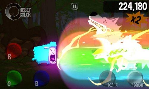 Скриншот для Color Sheep - 3