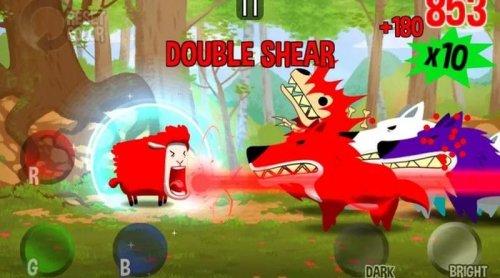 Скриншот для Color Sheep - 1