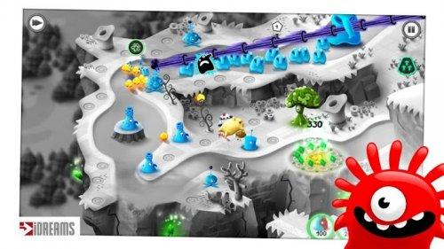 Скриншот для Jelly Defense - 2