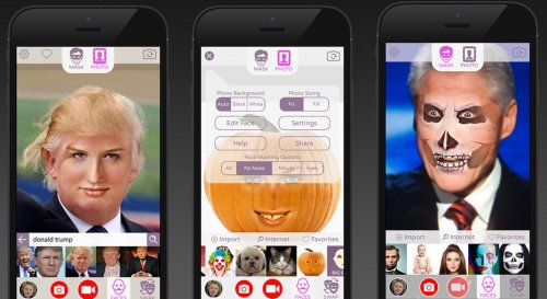 Скриншот для Face Swap - 2