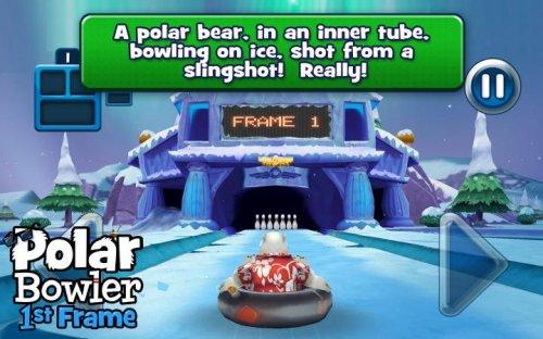 Скриншот для Polar Bowler 1st Frame - 2
