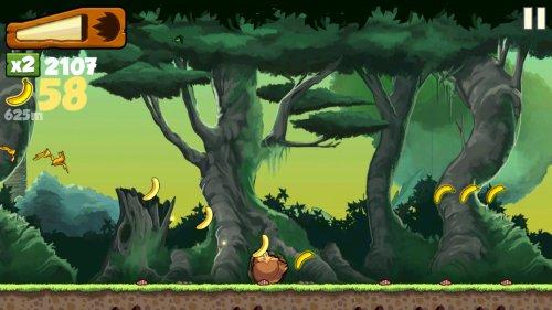 Скриншот для Banana Kong - 3