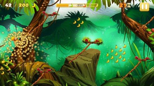 Скриншот для Benji Bananas Adventures - 3