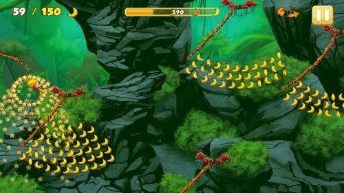 Скриншот для Benji Bananas Adventures - 2