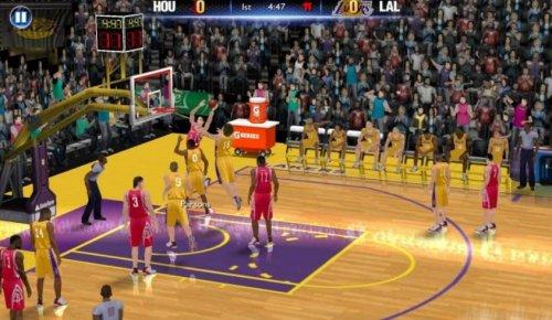 Скриншот для NBA 2K14 - 3