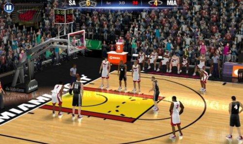 Скриншот для NBA 2K14 - 2