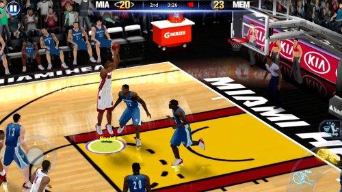 Скриншот для NBA 2K14 - 1