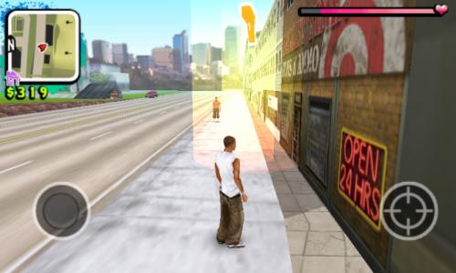 Скриншот для Gangstar West Coast Hustle - 1