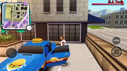 Скриншот для Gangstar West Coast Hustle - 2