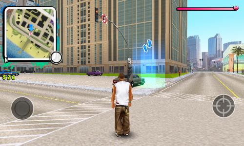 Скриншот для Gangstar West Coast Hustle - 3