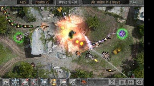 Скриншот для Defense Zone 2 HD - 3