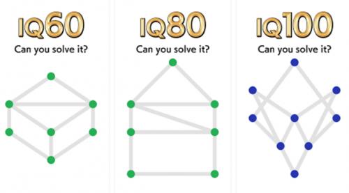 Скриншот для 1LINE - one-stroke puzzle game - 3