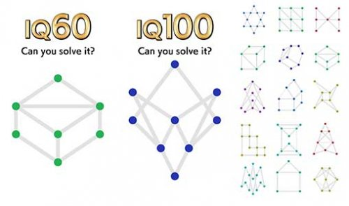 Скриншот для 1LINE - one-stroke puzzle game - 1