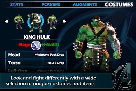 Скриншот для Avengers Initiative - 2