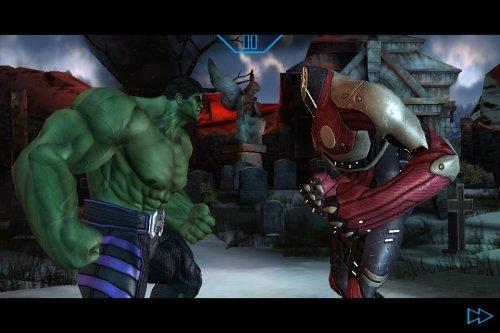 Скриншот для Avengers Initiative - 3