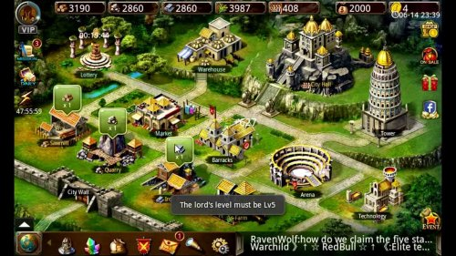 Скриншот для Age of Warring Empire - 2