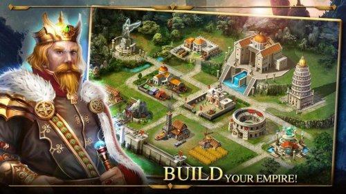 Скриншот для Age of Warring Empire - 3