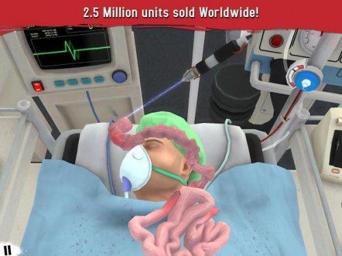 Скриншот для Surgeon Simulator - 1