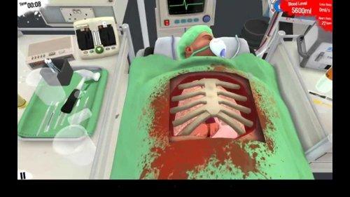 Скриншот для Surgeon Simulator - 2