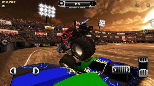 Скриншот для Monster Truck Destruction - 1