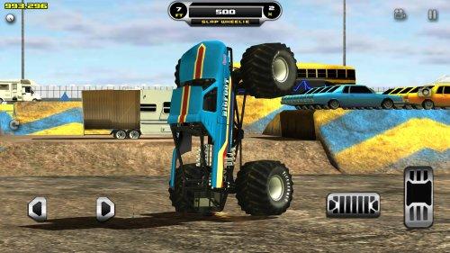 Скриншот для Monster Truck Destruction - 2