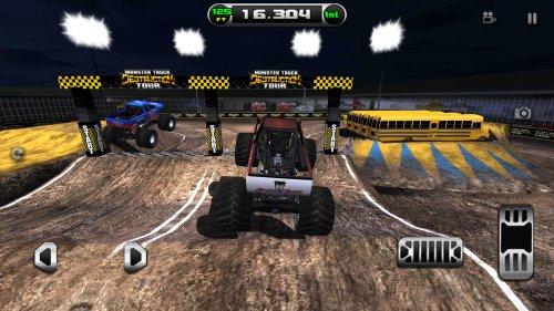 Скриншот для Monster Truck Destruction - 3