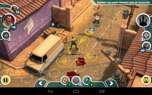 Скриншот для AntiSquad Tactics Premium - 2