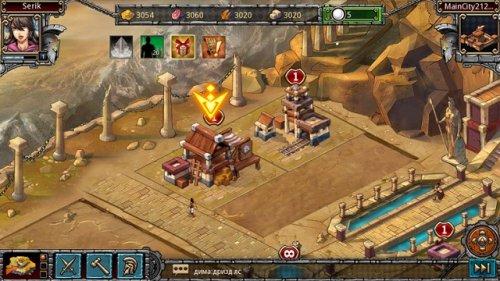 Скриншот для Войны Спарты – Империя Чести - 1