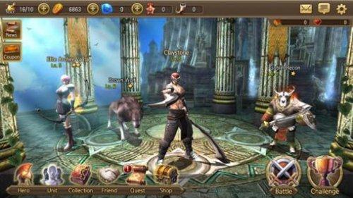 Скриншот для Iron Knights - 3