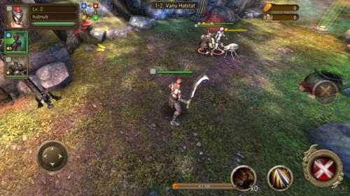 Скриншот для Iron Knights - 2