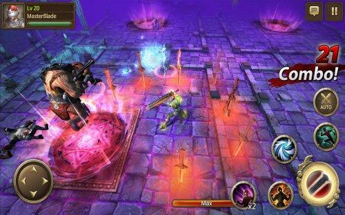 Скриншот для Iron Knights - 1
