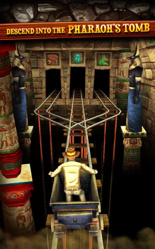 Скриншот для Rail Rush - 1