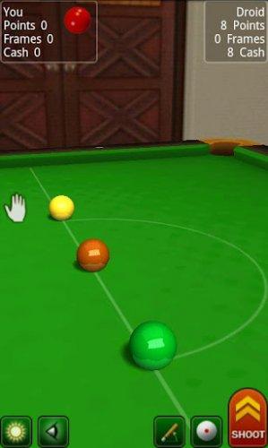Скриншот для Pool Break Pro - 3D Бильярд - 2