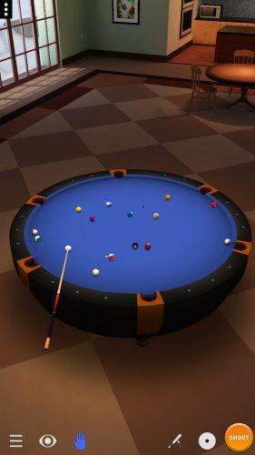 Скриншот для Pool Break Pro - 3D Бильярд - 3