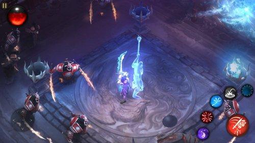 Скриншот для Bladebound: hack'n'slash RPG - 3