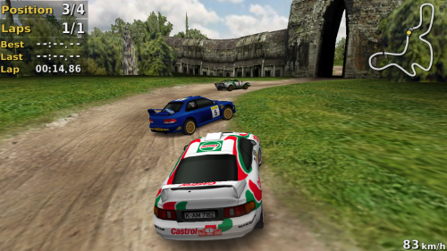 Скриншот для Pocket Rally - 3