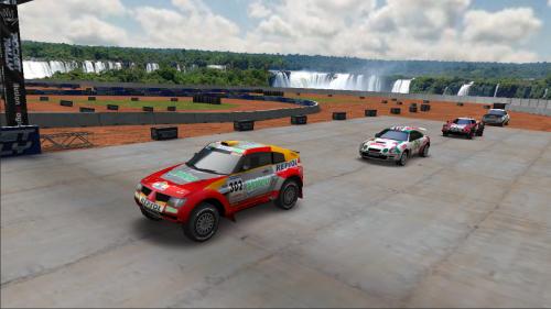 Скриншот для Pocket Rally - 2