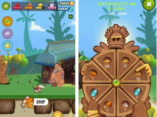 Скриншот для My Diggy Dog - 2