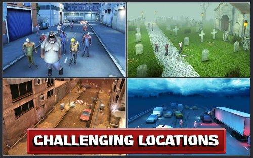 Скриншот для Dead Route - 3