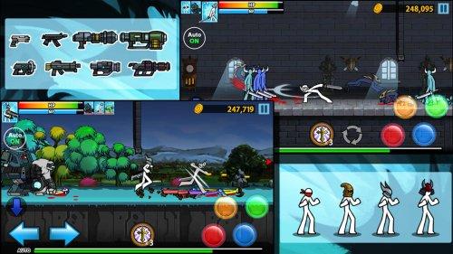 Скриншот для Anger Of Stick 4 - 3