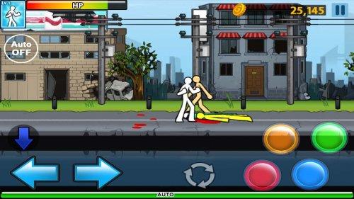 Скриншот для Anger Of Stick 4 - 1