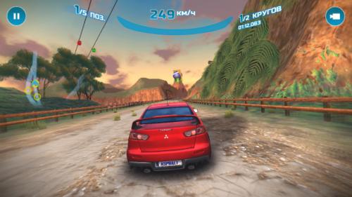 Скриншот для Asphalt Nitro - 1