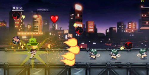 Скриншот для Monster Dash - 1