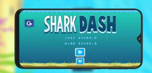 Скриншот для Shark Dash - 3