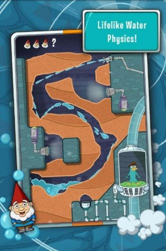 Скриншот для Где же Перри? - 1