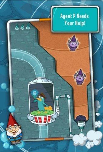 Скриншот для Где же Перри? - 2